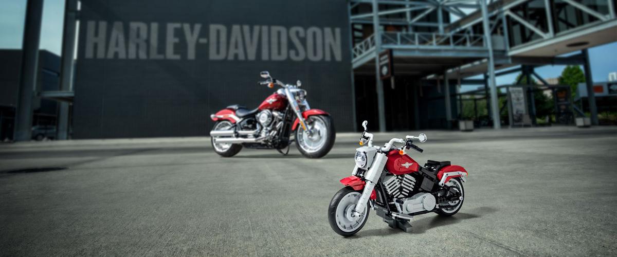 LEGO recria uma das mais icónicas motos do mundo