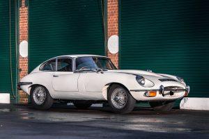 Jaguar E-Type voltou para a mesma família mais de trinta anos depois