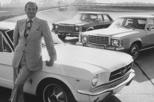 Morreu Lee Iacocca, o pai do Ford Mustang