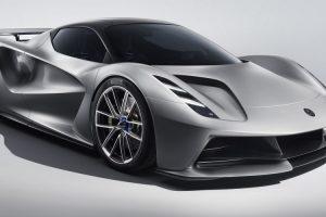 Todos os próximos Lotus terão versões eléctricas