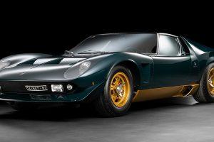 Miura Millechiodi: O outlaw da Lamborghini