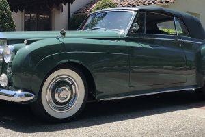 Rolls-Royce de Elizabeth Taylor vai a leilão em Agosto