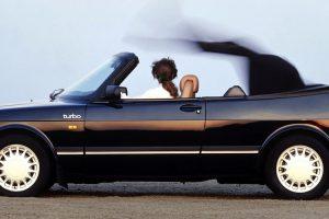 Saab 900 Cabriolet, a arma de sedução maciça