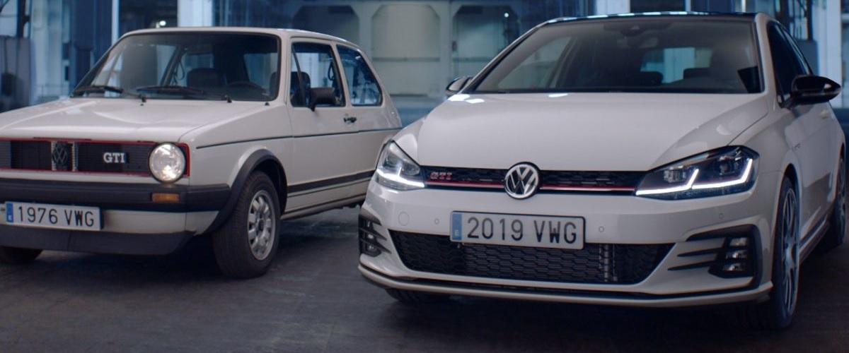 Volkswagen lança edição limitada do Golf GTI para comemorar os 44 anos do modelo