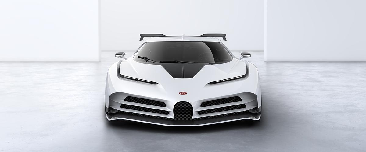 Bugatti lança o Centodieci, uma homenagem ao EB110