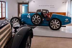 Bugatti Type 35B: Uma lenda da competição construída para Portugal