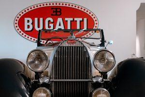 Os Bugatti do Caramulo: A prata da casa