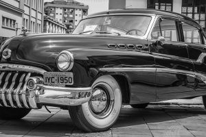 O mistério do Buick preto