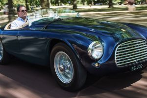 O primeiro Ferrari do Avvocato