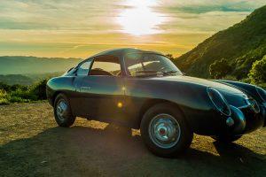 """Fiat Abarth 750 GT Zagato, a """"bolha dupla"""" italiana"""