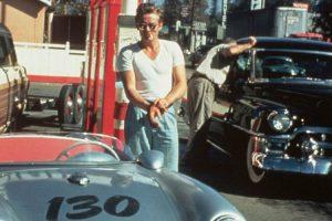 Fotografias do acidente de James Dean que nunca foram divulgadas vão a leilão
