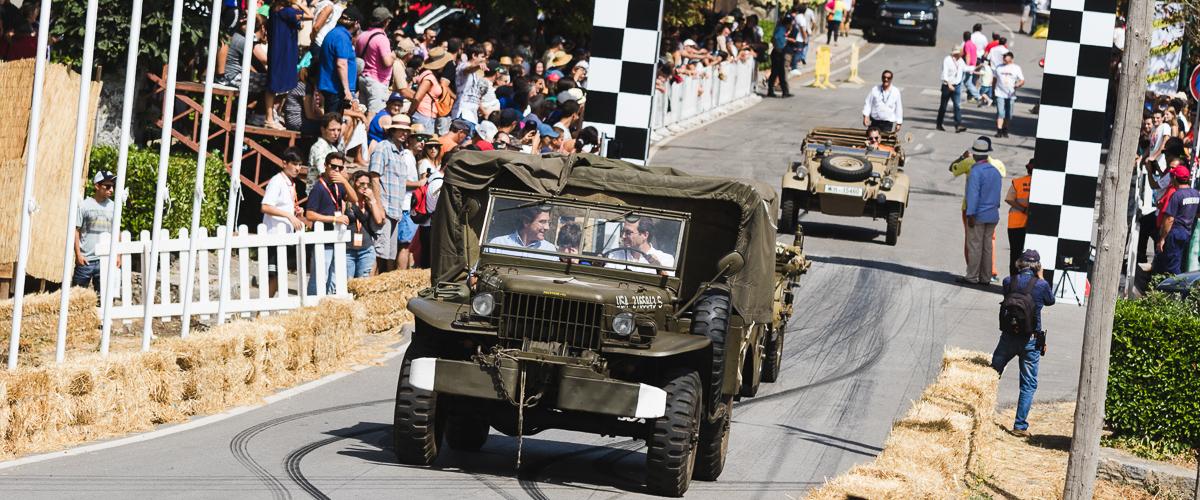 "Parada militar ""Jeep Attack!"" vai desfilar no Caramulo Motorfestival"