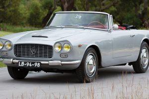 """Lancia Flaminia GT 3C 2,8 Convertible: Um """"Mercedes italiano"""""""