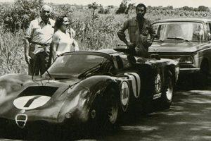 Morreu Santos Pêras, a lenda do automobilismo angolano