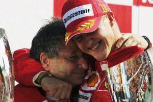 Michael Schumacher melhora e já assiste a corridas de Fórmula 1 pela televisão