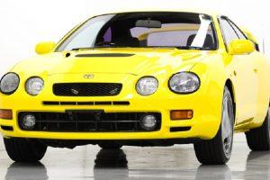 Toyota Celica GT-Four WRC Edition está à venda por cerca de 18 mil dólares