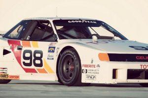 Celica ST162 Turbo GTO, a máquina que defendeu as cores da Toyota no IMSA