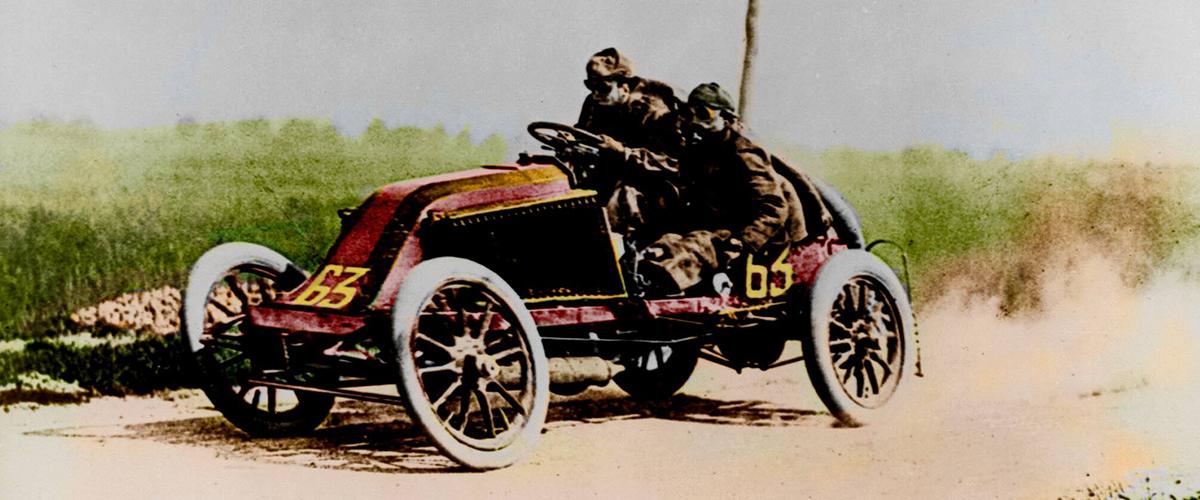 A última corrida dos Renault