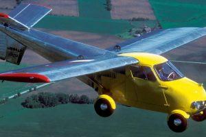 Aerocar One, o automóvel voador está à venda