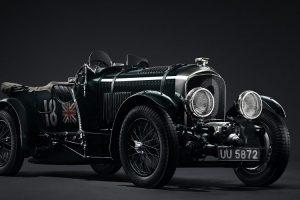 Bentley planeia voltar a produzir o famoso 4½ Litre Team Blower