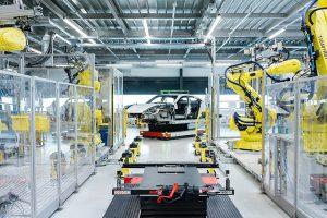 Porsche inaugura nova fábrica em Zuffenhausen
