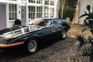 O incrível Ferrari 365 GTB/4 Daytona Shooting Brake transformado pela Panther Westwinds