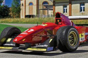 RM Sotheby's leiloa Ferrari 412 T1, o automóvel que renovou a esperança da marca