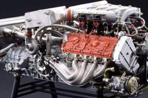 Motor que equipou o icónico F40 está à venda no eBay