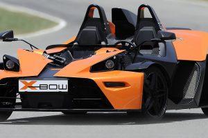 X-Bow, quando a KTM decide lançar um automóvel