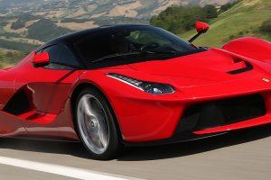 Ferrari La Ferrari: O mais ambicioso projecto da casa de Maranello
