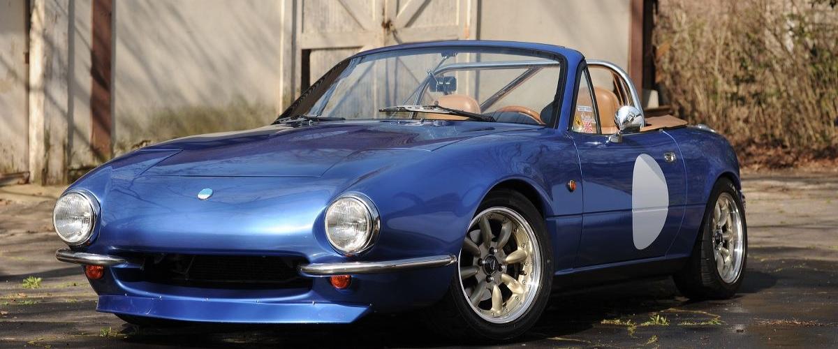 Quando o Mazda MX-5 se transforma num desportivo britânico dos anos 60