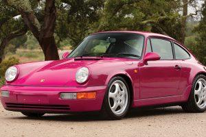 RM Sotheby's leiloa Porsche 911 Carrera RS de colecção portuguesa