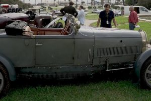 Bugatti, o avô dos Super Desportivos