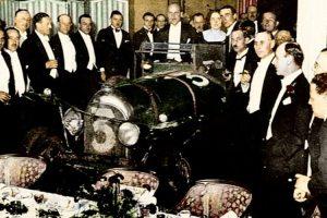 """Snapshot: A celebração dos """"Bentley Boys"""""""