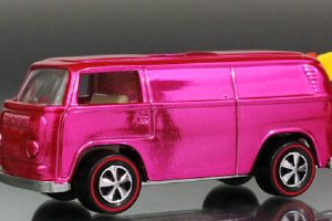 Os 26 carrinhos mais raros da Hot Wheels