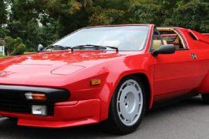 Será o Jalpa o melhor Lamborghini clássico para adquirir neste momento?
