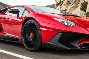 Lamborghini Aventador SV: A receita da casa de Sant'Agata Bolognese