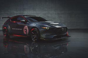 Mazda desvenda novo modelo do programa de competição para clientes