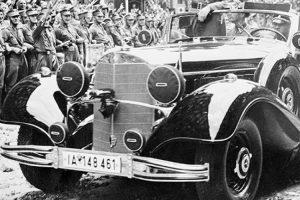 A história do Mercedes-Benz 770K de Hitler que foi parar a Manhattan