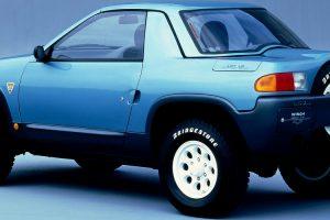 Nissan Judo, uma pickup desportiva que nunca chegou a ser produzida