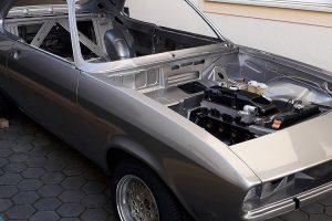 O meu clássico: Opel Manta A, a realização de um sonho