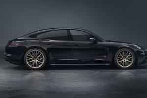 Porsche celebra décimo aniversário da gama Panamera com edição especial
