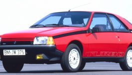 Renault Fuego, o coupé francês esquecido