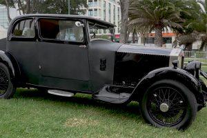 O Rolls-Royce do Conde Drácula