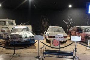 Museu automóvel da Jordânia, uma colecção das arábias