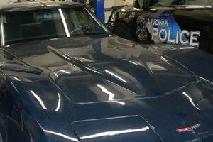 Chevrolet Corvette roubado há 38 anos foi agora encontrado
