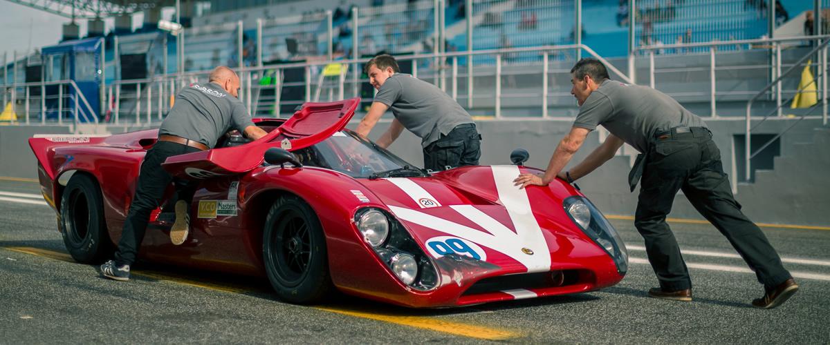 1000 KM Sports Cars estreia-se no Estoril Classics
