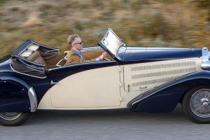 Bugatti 57 Stelvio do Museu do Caramulo participa no Concours d'Elegance do Estoril