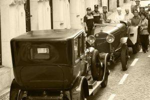 """Snapshot: Hispano-Suiza de Alves dos Reis regressa ao """"local do crime"""""""
