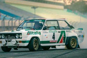 Rali de Portugal Históricos recria slalom no Autódromo do Estoril